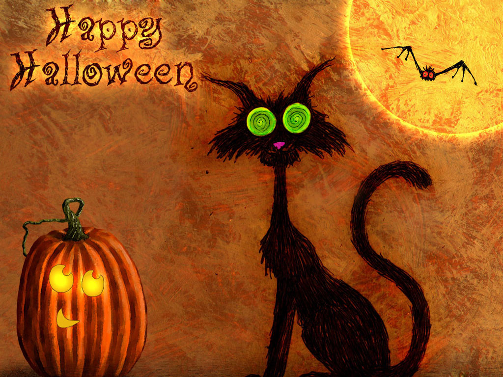 Святом духе, веселые картинки с хэллоуином