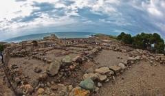 Руины города Нора