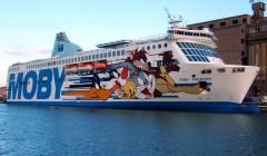 Теплоходное сообщение с Сардинией