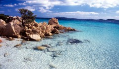 Город Сардинии Арцана