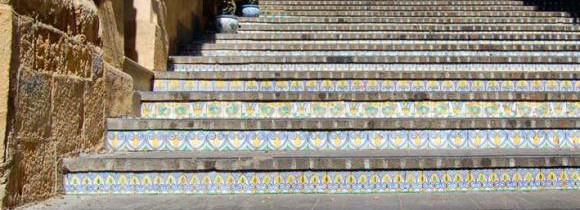 Эскаладель Кабриоль - знаменитая лестница