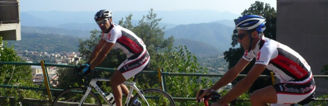 Велосипедный спорт на Сардинии