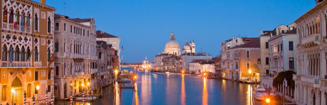 Города Италии: Венеция
