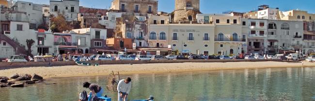 Пляжные курорты Италии: Искья