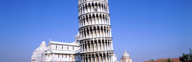 Города Италии: Пиза