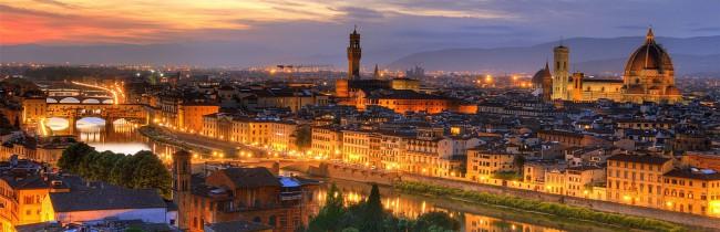 Города Италии: Флоренция