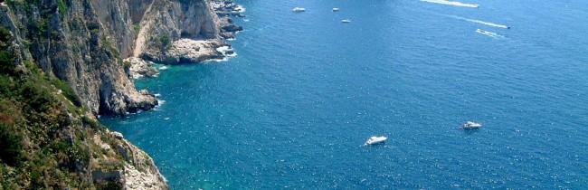 Курорты Италии: Остров Капри