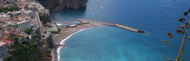 Пляжные курорты Италии: Сорренто