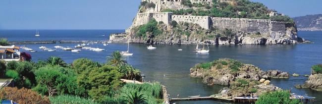 Курорты Италии: Искья