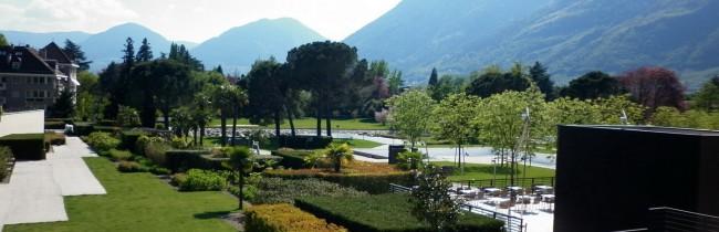 Итальянский курорт Мерано