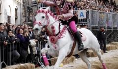 Рыцарский турнир GiostradelSaracino