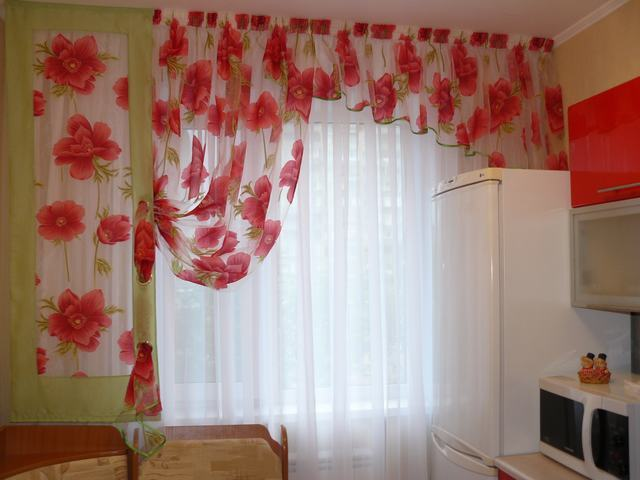 Как сшить занавески своими руками образцы фото штор