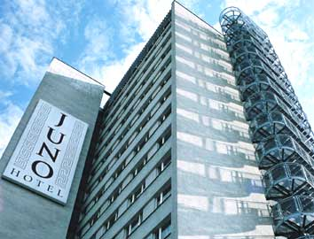 отель juno