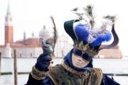 Ливни «подмочили» венецианский карнавал: фотообзор